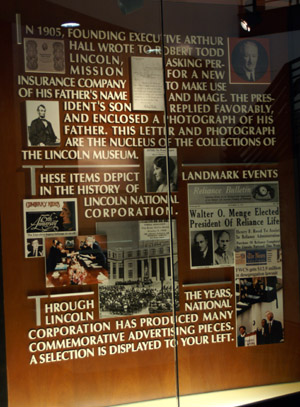 Lincoln National Life Insurance Company history