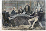 Abraham Lincoln's first cabinet