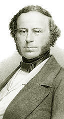 John Ericsson inventor of the USS Monitor