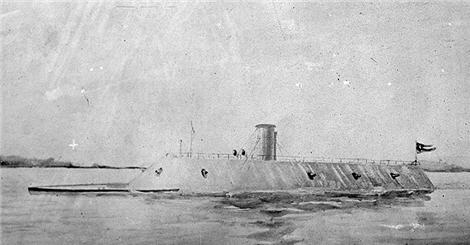 CSS Virginia is also known as the Merrimac