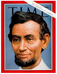 Abraham Lincoln Time magazine cover