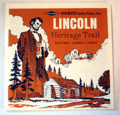 Lincoln Heritage Trail Booklet